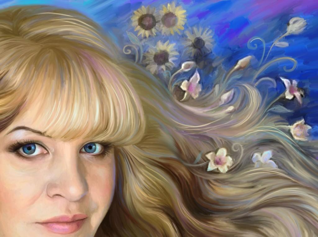 где заказать портрет на холсте в омске