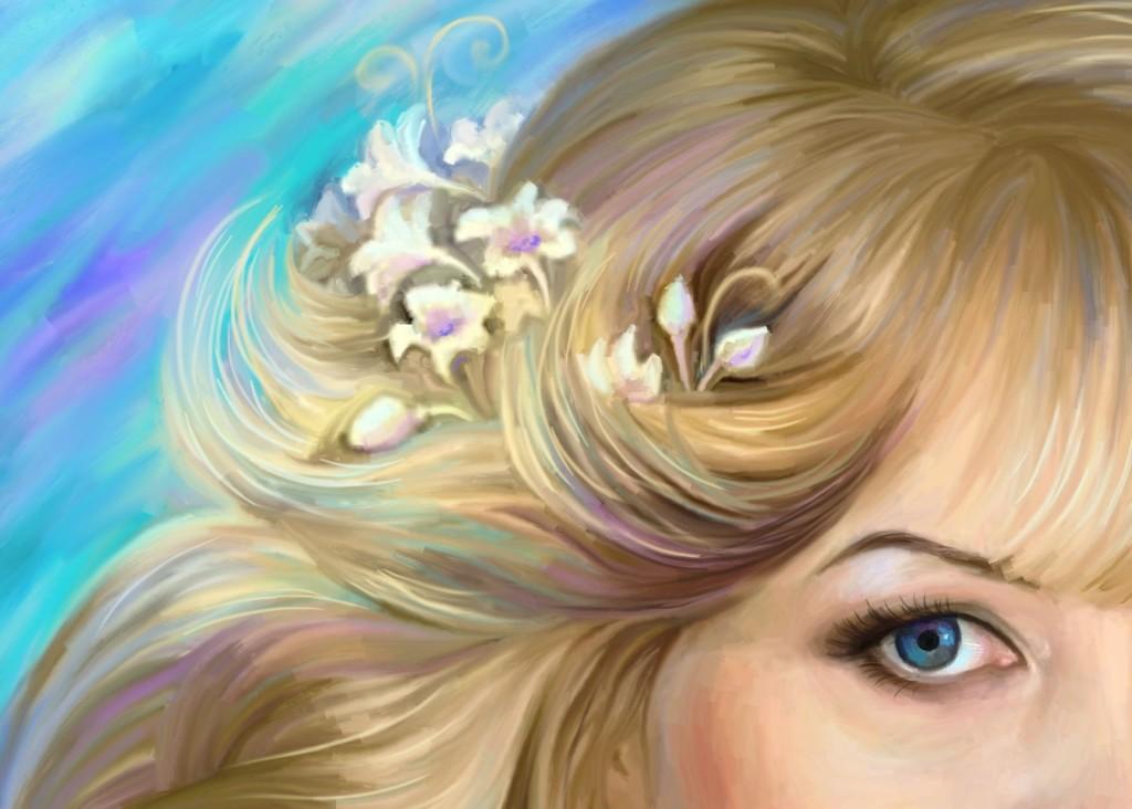портрет маслом на холсте в омске