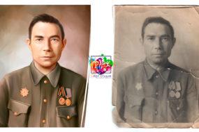 Реставрация фото, где восстановить старую фотографию онлайн